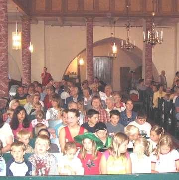 Bild aus Gottesdienst